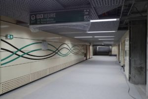 M5 metrou drumul taberei