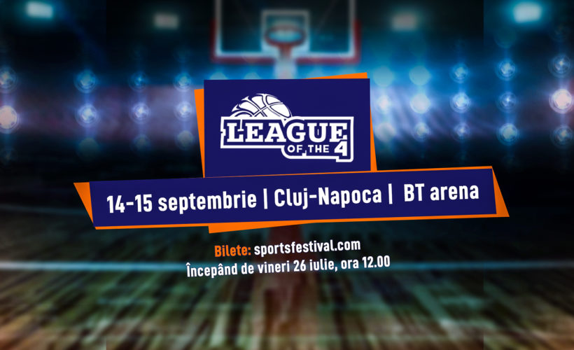 League of the 4 Cluj-Napoca