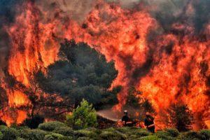 incendiu grecia