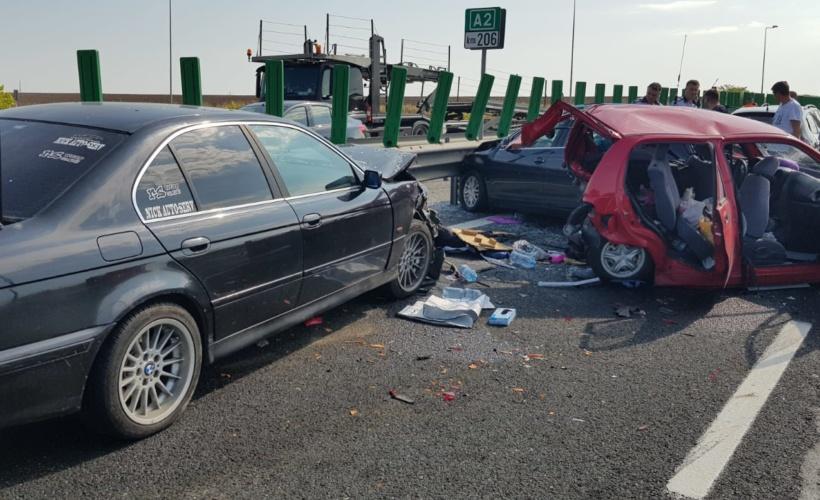 Accident-Autostrada-Soarelui