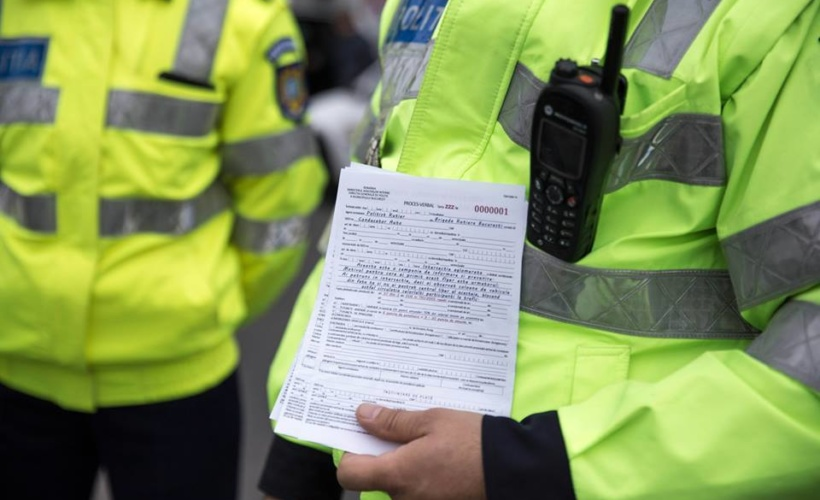 amenzi politie circulatie