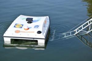 drona Waste Shark