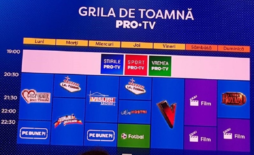 PRO TV se vinde