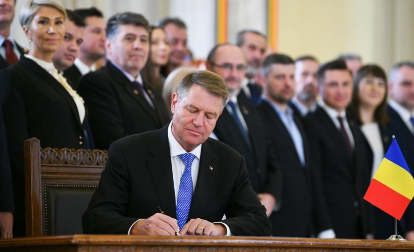 iohannis semnand
