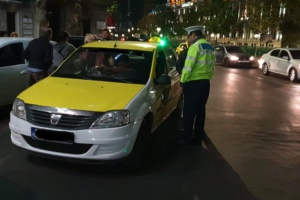 control politie taxi