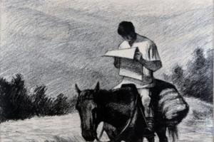 Mircea Bălău, Momârlan în drum spre casă