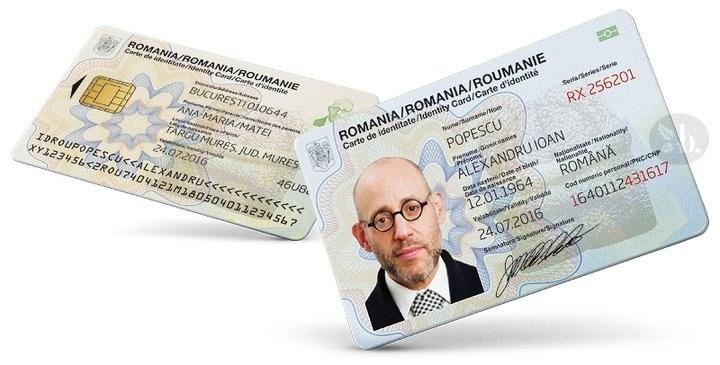 carti de identitate noi - gandulinfo