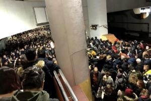 metrorex aglomeratie