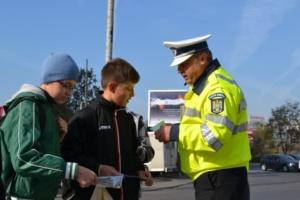 politie si copii