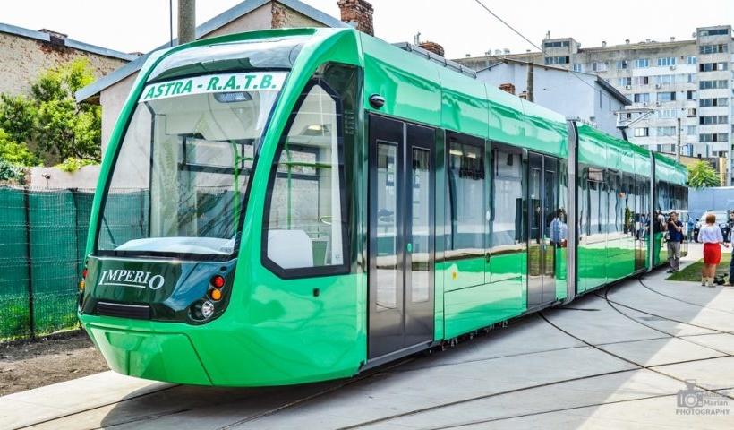 tramvai electric arad
