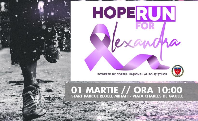 hoperun for alexandra