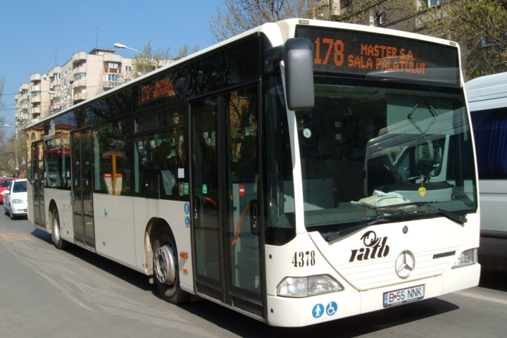 linie autobuz 178