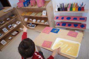 scriere montessori 1